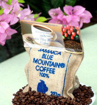 Jamaica Blue Mountain café